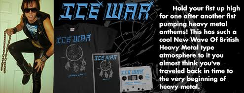 ICE WAR - Dream Spirit