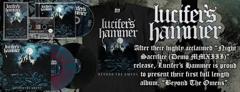 LUCIFIERS HAMMER - Beyond The Omens