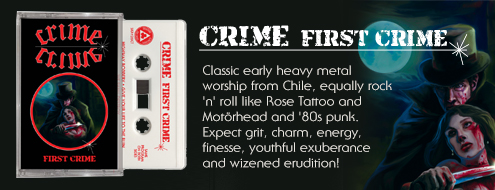 CRIME - First Crime