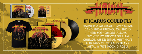 HAUNT - If Icarus Could Fly