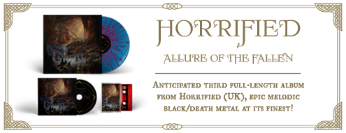 HORRIFIED - Allure Of The Fallen